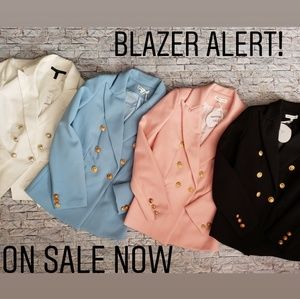 BLAZERS. Many new or used blazers available.